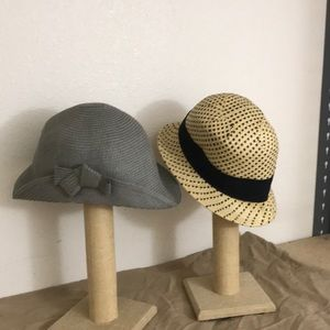 Giovannio and D&Y Pair of hats